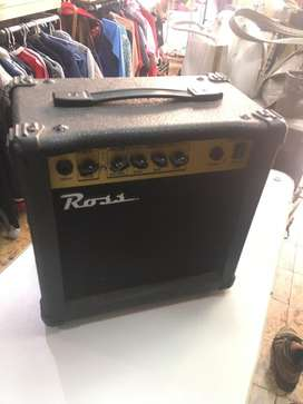 Amplificador Ross 15W