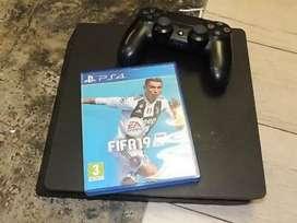 Vendo PS4 de 1 tera