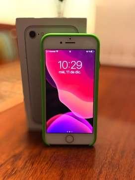 iphone 7 color silver de 32 GB