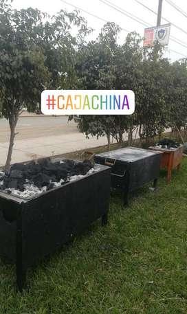 Alquiler Caja China Perú