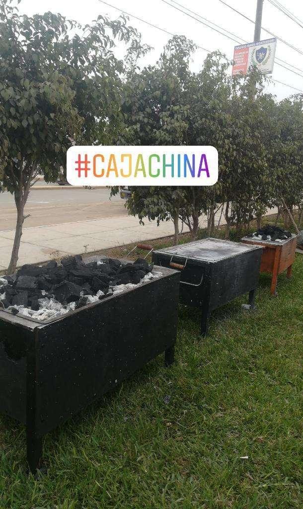 Alquiler Caja China Perú 0