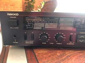 Amplificador Nikko NR750 japones