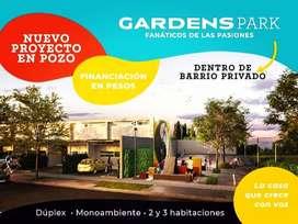 GARDENS PARK BARRIO PRIVADO