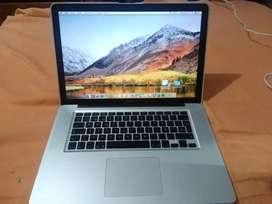 Mac book pro 15.4