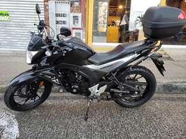 Moto Honda CB 160 DLX