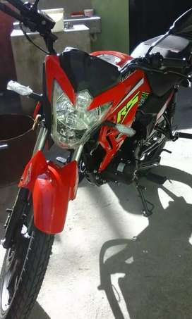 Moto thunder 2019
