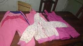 Vendo lote de ropa de nena 2 años