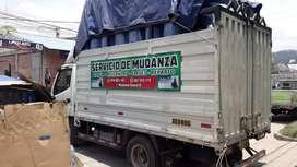 Servicio de mudanzas