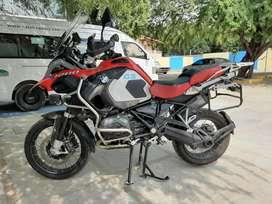 BMW 1200 ADV K51 COMO NUEVA