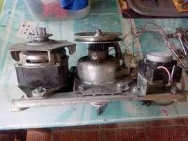 Sistema mecanico lavadora haced la as 530 pl