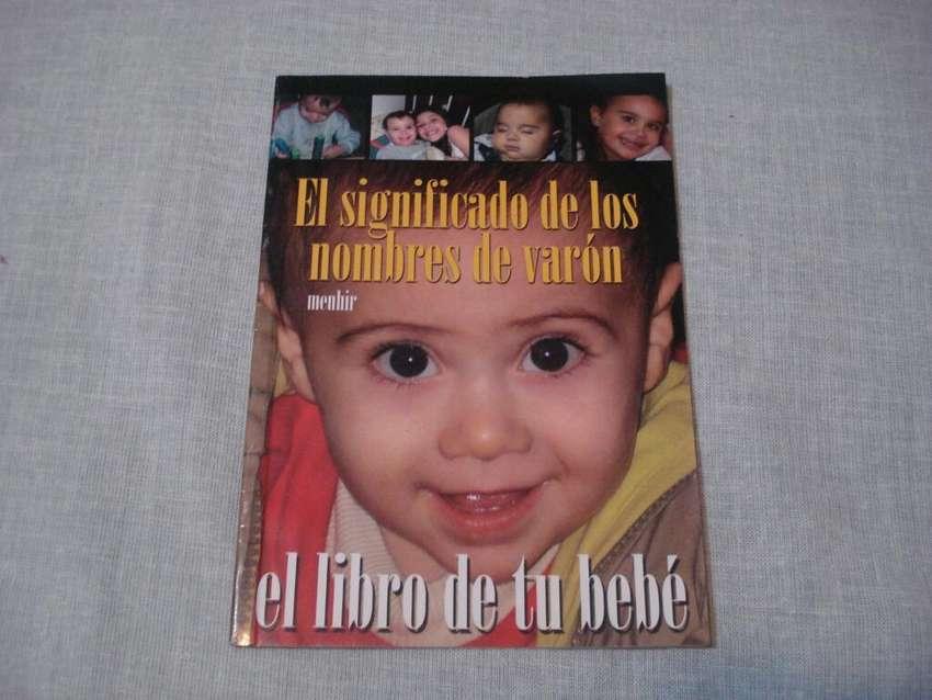 Libro de Nombres (nena o nene) 0
