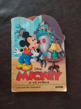 mickey y el robot , sigmar , mis animalitos