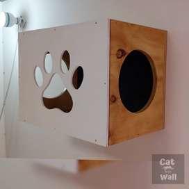 Caja Flotante para Gatitos