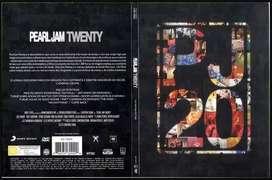 Pearl Jam DVD Twenty