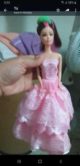 Muñeca barbie