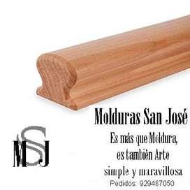 Molduras San José, venta de  Moldura, Cornizas, Zócalos