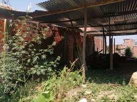 Vendo lote ubicado en el barrio tejarcito bucaramanga