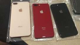 Iphone 8 plus 64gb seminuevos