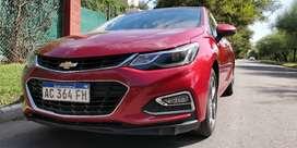 Chevrolet Cruze II LT 5p 2018