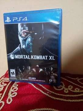 Videojuego Mortal Kombat XL para PS4