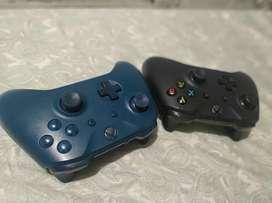 Venta de controles semi nuevos de xbox one S