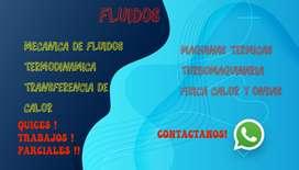 TERMODINAMICA MECANICA DE FLUIDOS TRANSFERENCIA DE CALOR TURBOMAQUINARIA MAQUINAS TERMICAS FISICA CALOR Y ONDAS MECANICA