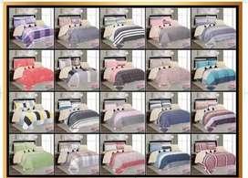 Cobertor BORREGO 5 piezas