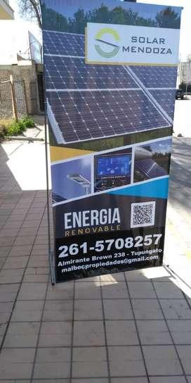 Solar UP EN ALMIRANTE BROWN 238 DE TUPUNGATO