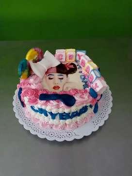 Tortas artesanales, decoradas y personalizadas