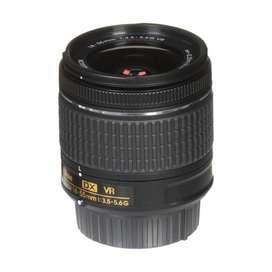 Lente Nikon 18 55
