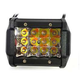 Exploradora dual color 12 LED motoled