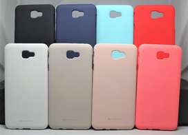 Funda Case Soft Samsung J7 Prime interior Afelpada