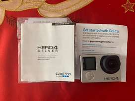 GoPro Silver 4 + accesorios