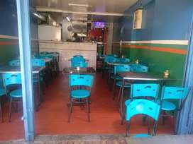 Vendo  restaurante pescadería  Rentable excelente ubicación