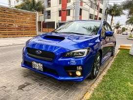 SUBARU IMPREZA WRX 2017 Turbo