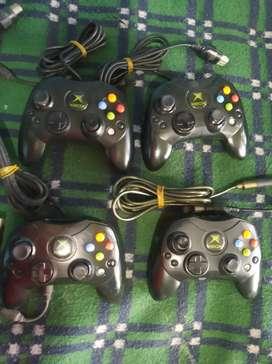Control Xbox clásico original bueno se entrega probado