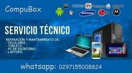 Servicio Tecnico Celulares Tablet Pc