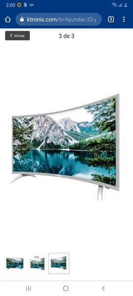 hyundai curve 32 smart tv