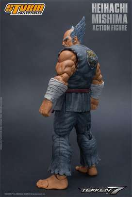 Heihachi Mishima - Storm Collectibles, Nuevo y Sellado
