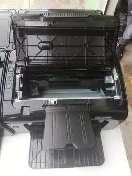 Impresoras hp laserjet p1102w
