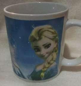 Taza de Frozen de ceramica
