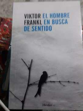 EL HOMBRE EN BUSCA DEL SENTIDO (nuevo)