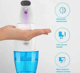 Dispensador Automático de jabón líquido con desinfección Uv