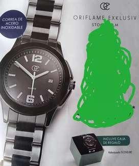 Vendo reloq nuevo marca quartz