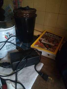 Cargador cicla eléctrica 60 voltios