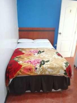 Hostal hospedaje habitaciones