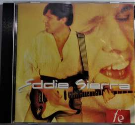 Eddie Sierra. Fé. Cd original. Impecable. Como nuevo.