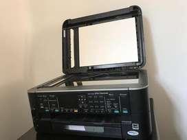 IMPRESORA EPSON TX 620 C  SISTEMA DE  TINTA CONTINUA TIPO  ORIGINAL