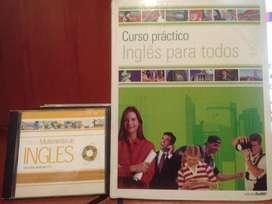Curso de ingles: libro + Cds