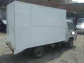 Foton minitruck 2011 furgon VENCAMBIO